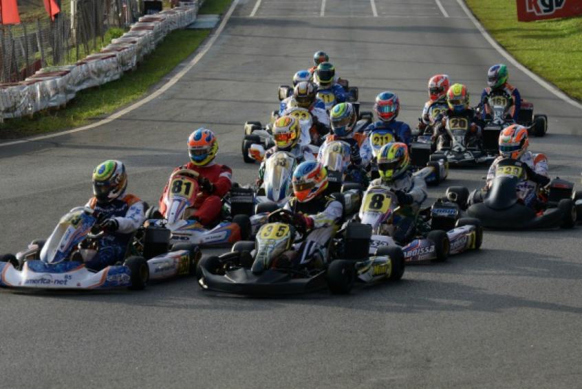 Quarta etapa da Copa SP de Kart consagra vencedores na abertura do Torneio de Inverno