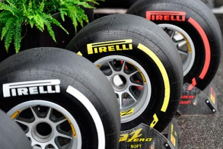 Pirelli planeja grandes mudanças para os pneus 2020
