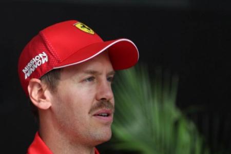 """Vettel afirmou: """"Tenho absoluta confiança de que posso me tornar campeão mundial"""""""