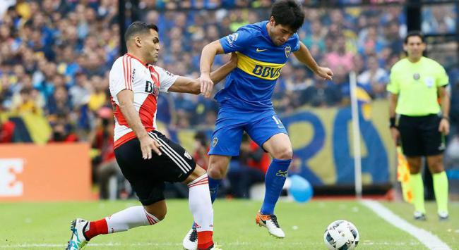River Plate Boca Juniors