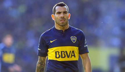 Tévez - Boca Juniors