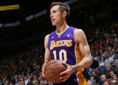 Steve Nash (Foto: David Sherman/NBAE via Getty Images/AFP)