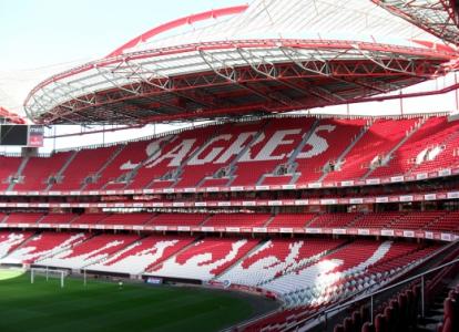 Estádio da Luz - Benfica (Foto: Divulgação)