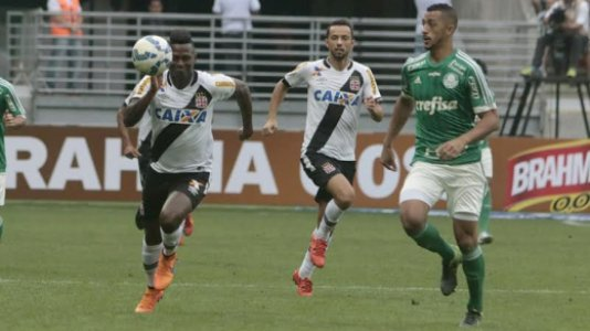Palmeiras x Vasco (Foto: Reginaldo Castro/L!Press)