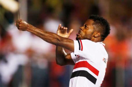 San Lorenzo x São Paulo - 2015