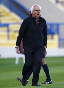 Jorge Fossati, técnico do Al Rayyan, do Qatar