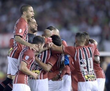River Plate x São Paulo
