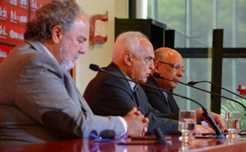 Agora é oficial: Roberto Natel entrega cargo e confirma racha político