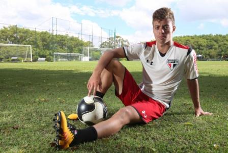 São Paulo Epecial - Lucas Fernandes (foto:Eduardo Viana/LANCE!Press)
