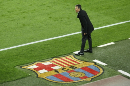 Luis Enrique - Barcelona x Real Madrid