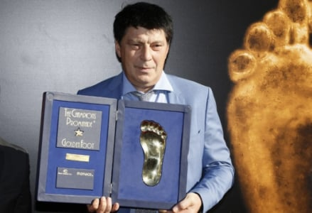 Lendário goleiro soviético, Dasayev disputou três Copas e foi o melhor arqueiro de 1988