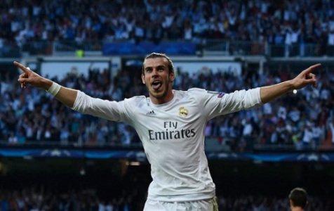 Bale - Real Madrid x Manchester City