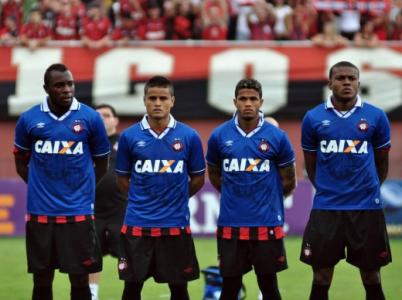 camisa azul Atlético-PR