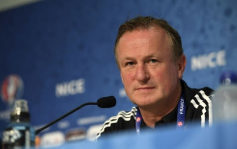 Michael O'Neill - Irlanda do Norte