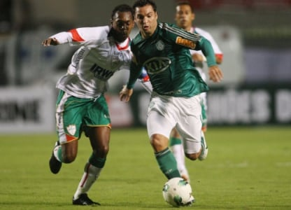 2012 - Palmeiras x Portuguesa (foto:Eduardo Viana/LANCE!Press)