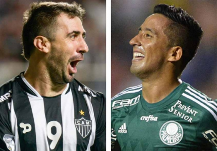 Lucas Pratto e Barrios