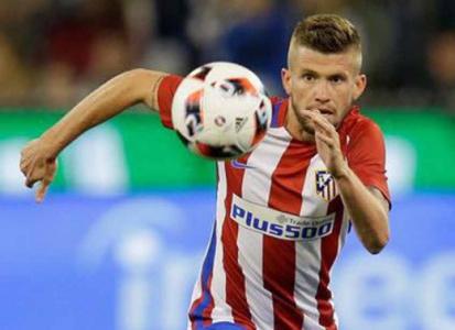 Caio Henrique, jogador do Atlético de Madrid (Foto: Divulgação)
