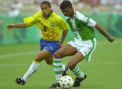 Brasil x Nigeria 1996
