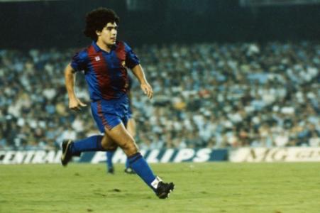 Maradona - Barcelona