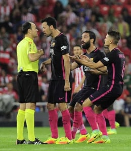 Athletic Bilbao x Barcelona
