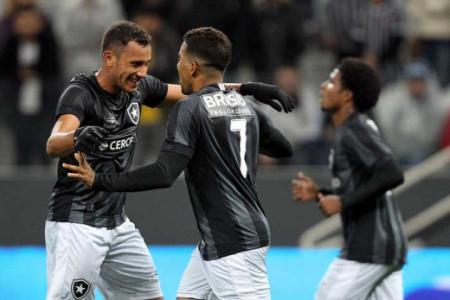 Corinthians x Botafogo - Campeonato Brasileiro do Sub-20