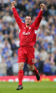 Carragher - Liverpool - 1996 a 2013
