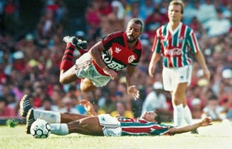 Flamengo 4x2 Fluminense - Carioca de 1991