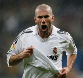Zidane - Real Madrid