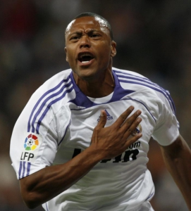 Julio Baptista - Real Madrid