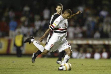 São Paulo x River Plate - 22/6/2005
