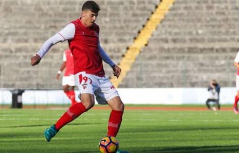 Lucas Cunha, do Sporting Braga