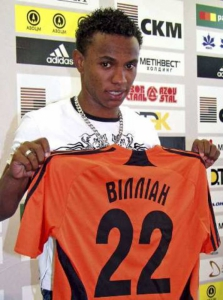 Willian - Shakhtar Donestsk