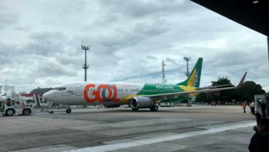Avião da Seleção Brasileira