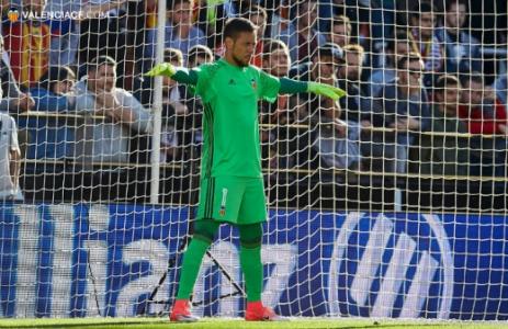 e02f0b093c7aa Diego Alves pretende retornar ao Brasil de olho na Copa do Mundo ...