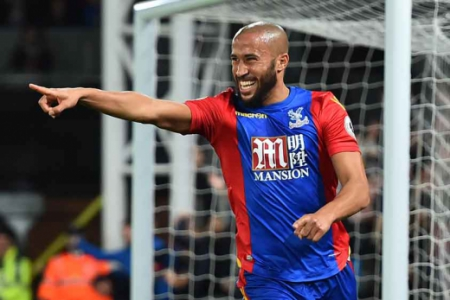 Townsend - Crystal Palace x Arsenal