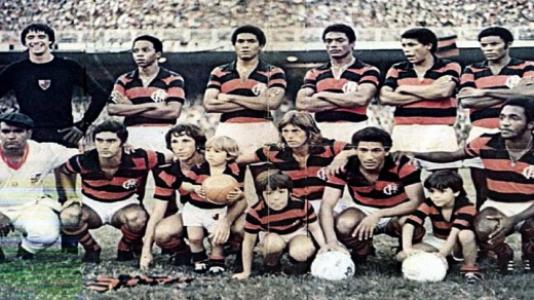 Flamengo - campeão carioca de 1972