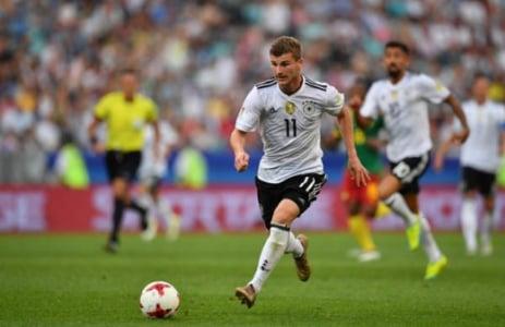 Werner- Alemanha x Camarões