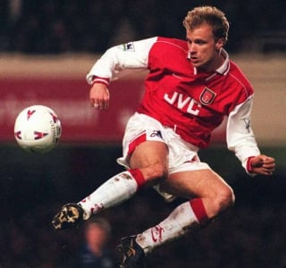 Bergkamp - Arsenal