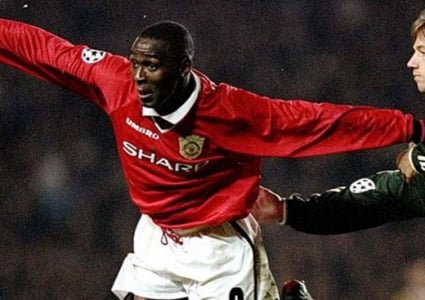 Andy Cole - Manchester United