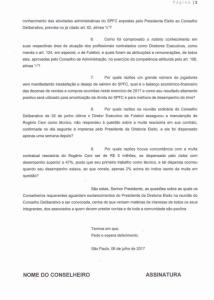 Conselheiros pressionam Leco no São Paulo
