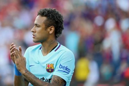Patrocinador de Neymar cancela evento para jogador