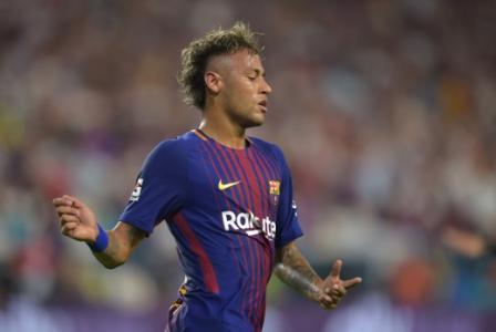 A saída de Neymar do Barcelona pode abalar um pouco a relação entre o clube  catalão f14578c3d0b0c