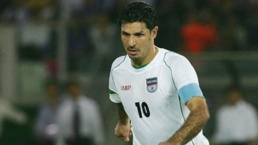 Ali Daei - Irã - 109 gols