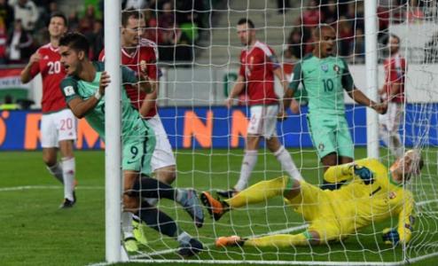 Eliminatórias  Portugal segue na cola da Suíça  França tropeça em ... 2ec56893837a3