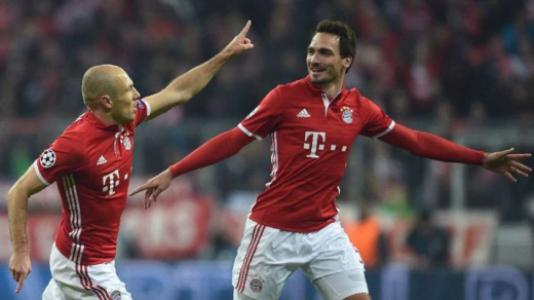 Hummels -Bayern