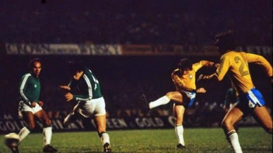 Bolivia x Brasil 1979