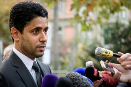 Nasser Al-Khelaifi - PSG