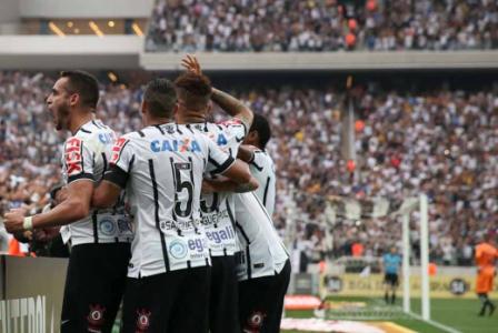 Corinthians no Brasileirão de 2014