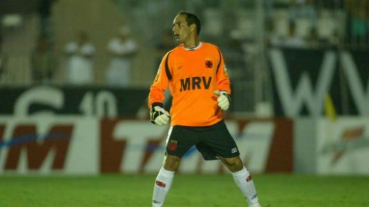 Edmundo pelo Vasco em 2008