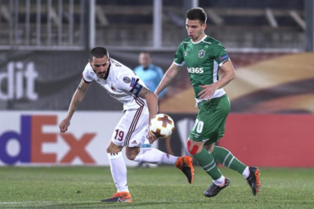 Bonucci - Ludogorets x Milan